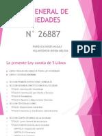 Diapositivas Ley General de Sociedades
