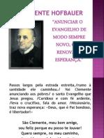 SÃO CLEMENTE HOFBAUER