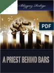 A Priest Behind Bars - an autobiographical novel by Marcelo Blazquez Rodrigo