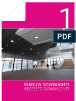 INBOUW DOWNLIGHTS