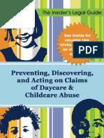 Daycare Abuse Book - Rasansky Law Firm