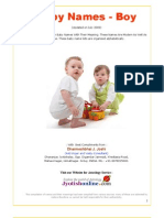 Baby Name Dictionary E Books