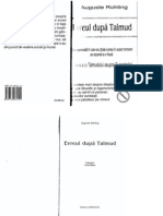 Evreul dupa Talmud - Auguste Rohling
