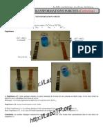 10 Electrolyse Correction