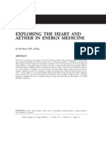 Exploring the Heart and Aether in Energy Medicine; Karl Maret (Energies; Vol 20 No 1)