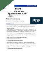 Usando Store Procedures en Aplicaciones ASP