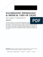 Illuminated Physiology and Medical Uses of Light; David a. Jernigan (Energies, Vol 16 No 3)