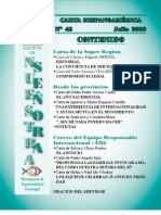 Carta Super Región Hispanoamérica 46 Julio 2009