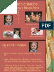 CASOS CLÍNICOS - 2013-1 -  Genética e Bioquimica - SALA