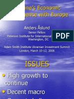 Ukrainian Economy Anders as Lund 31008