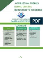 Ic Engine by sastra university author