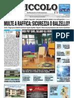 Il Piccolo Giornale del 31 agosto 2013