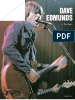 Dave Edmunds Interview. Music UK, issue 5, 1982