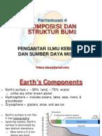 04. Komposisi Dan Struktur Bumi