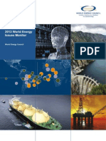 2013 World Energy Issues Monitor Report Feb2013