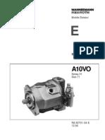 Repuestos Rexroth A10VOserie71-31