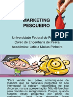 Marketing Pesqueiro
