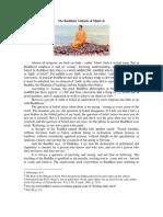 The Buddhist Attitude of Mind