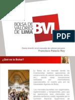 Como Invertir en El Mercado de Valores Peruano