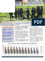 Defence for Children International-Palestine's monthly bulletin on detention - Issue 43 - July 2013