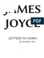 James Joyce - Letters to Nora