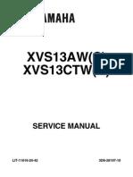XVS1300A Service Manual