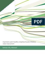 ManheimPark Health Neighborhoods Vision Document 2011