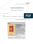 4.5 - Gould, Carol C. - Claude Lefort on Modern Democracy (en)