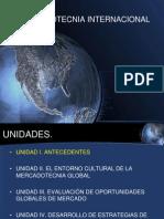 Unidad i Antecedentes de La Mercadotecnia Internacional