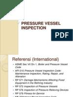 Pemeriksaan Pressure Vessel