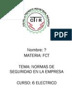 NORMAS BÁSICAS  DE SEGURIDAD LABORAL E HIGIENE INDUSTRIAL (Descarga) -Aldo Corp