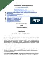 Tecnicas y Procedimientos Policiales de Investigacion Ets Pnp
