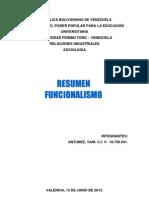 Sociologia-funcinalismo Yain Antunez
