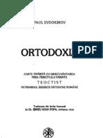 Paul Evdokimov Ortodoxia