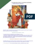 Oraciones Para Curacion Fisica y Sanidad Interior