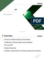 Packet Synchronization and Oscillators V4