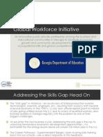 Georgia's Global Workforce Initiative