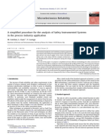 A simplified procedure for the analysis of Safety Instrumented Systems in the process Industry.pdf