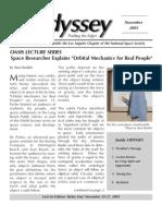 Odyssey November 2005