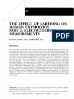 The Effect of Earthing on Human Physiology; Gaetan Chevalier (Energies, Vol 18 No 3)
