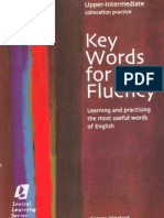 Key Words for Fluency (Upper Intermediate)