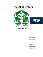 Starbucks- Section A