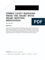 Visible Light Radiated From the Heart With Heart Rhythm Meditation; Puran Bair (Energies, Vol 16 No 3)