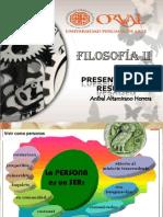 Clase 1 Presentación y línea de tiempo de la filosofía