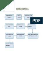 Diagrama Expe Cinetica Quimica