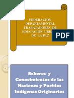 2.Saberes y Conocimiento de Naciones y Pueblos