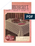 The Workbasket and Home Arts Magazine.  June 1967