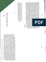 PALACIOS Guillermo e MORAGA Fabio. Las Relaciones Internacionales. Madrid Editorial Síntesis 2003 cap 7 pp 243 a 271