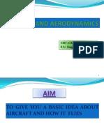 Aircraft and Aerodynamics