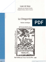 La Dragontea Poeme Heroique